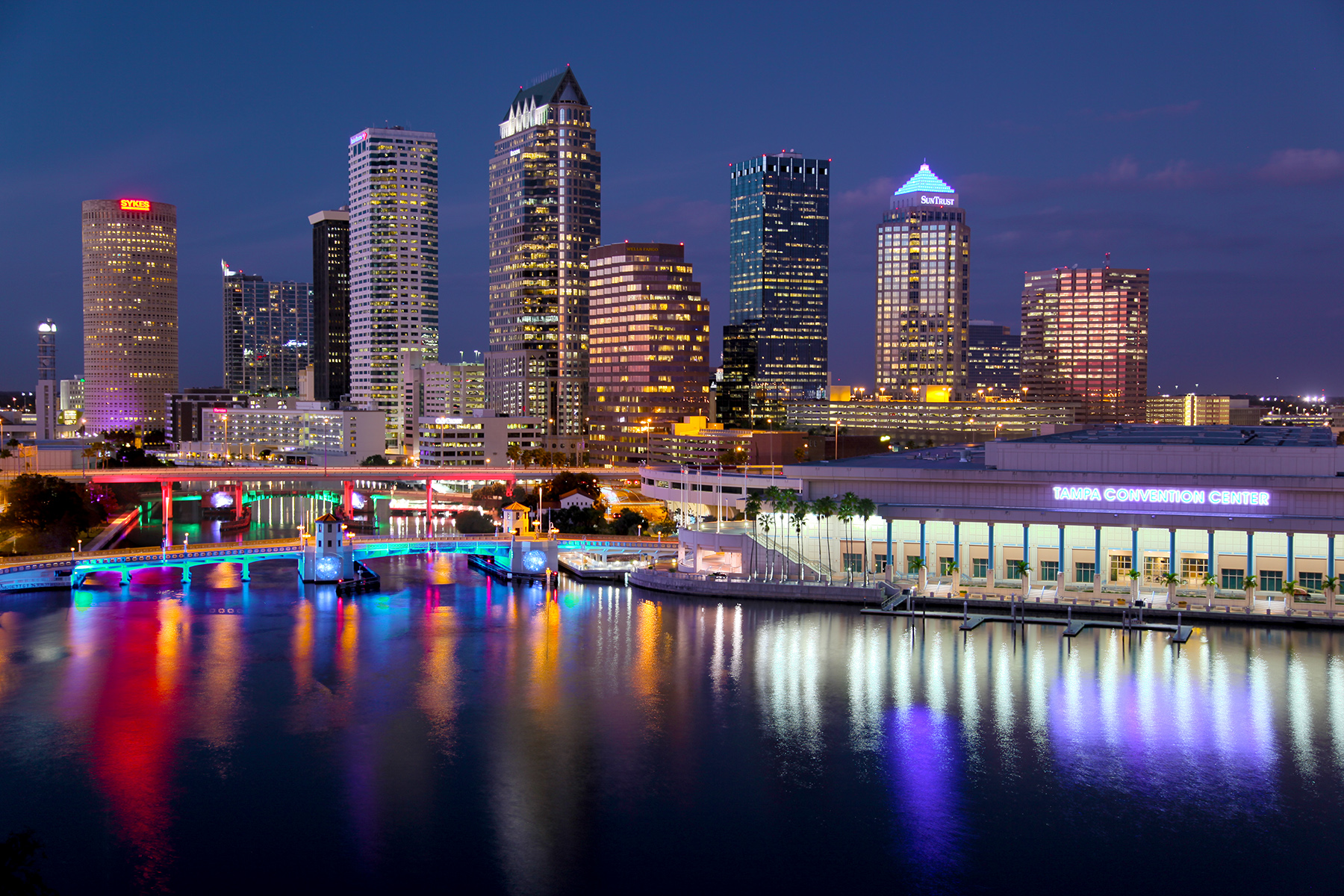 Tampa Electric's permanent economic development rider is a new bright spot in doing business in Tampa.